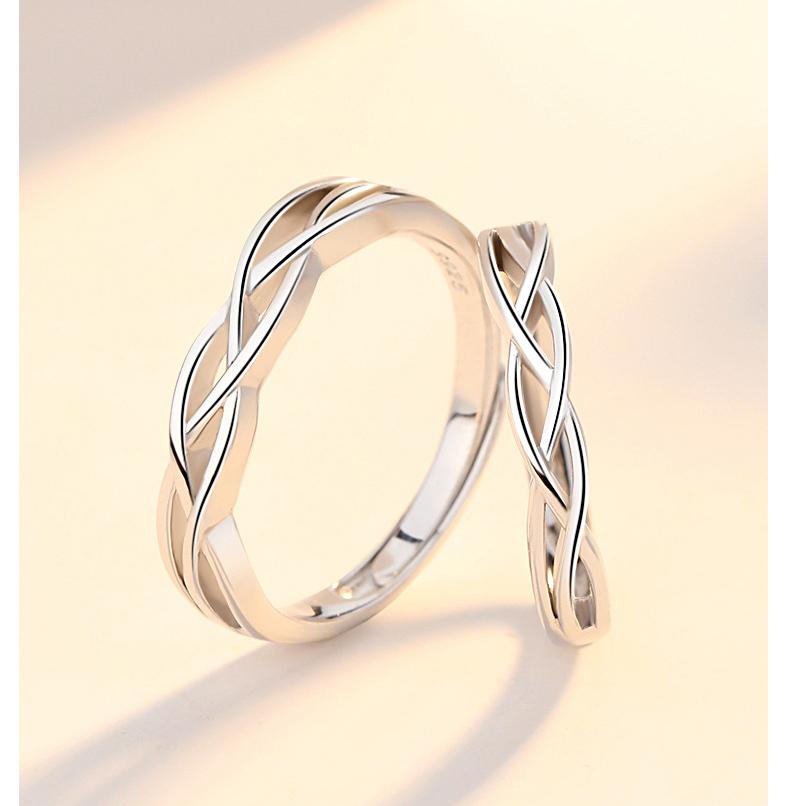 silber ringe für paare