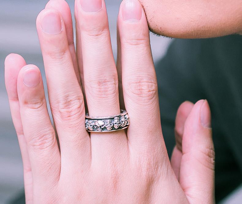 925 silber ring herren